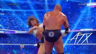 Daniel Bryan vs Triple H | Wreslemania 30 | Highlights | HD