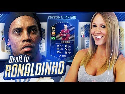 Xxx Mp4 I GOT BARCELONA COUTINHO DRAFT TO RONALDINHO 28 FIFA 18 3gp Sex