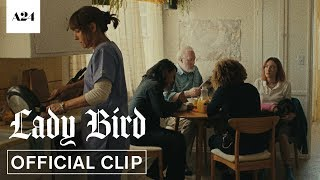 Lady Bird | McPherson Family Breakfast | Official Clip HD | A24