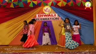 Dance by Grade IV Girls