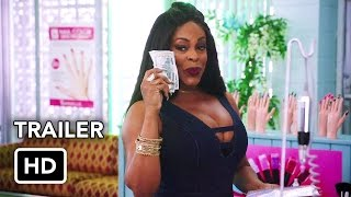 Claws (TNT) Trailer HD - Niecy Nash, Karrueche Tran series