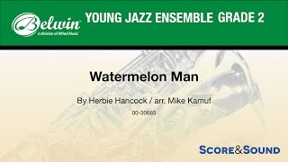 Watermelon Man arr. Mike Kamuf
