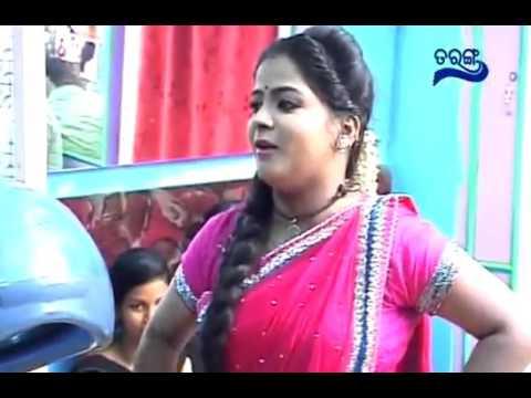 Best Odia Comedy---Ganjam Jhio in Beauty Parlour ***