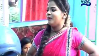 Best Odia Comedy---Ganjam Jhio in Beauty Parlour ***