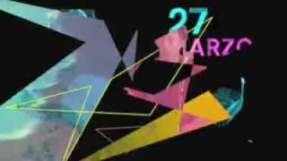 Radiohead Spot - Cristal En Vivo 2009