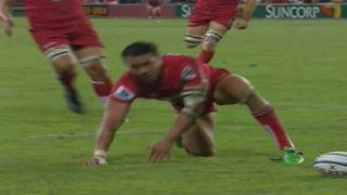 The Scorpion Try Celebration