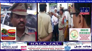 Golconda Police Counselling Public Over Kidnappers Gang Rumors