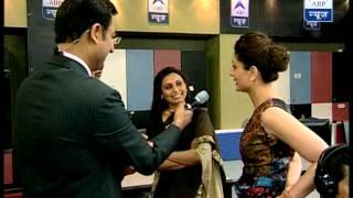 Exclusive: Talaash team at ABP Newsroom