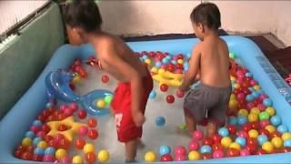 Color Color Color For Children [get Rainbow Balls]-Smart kids Game