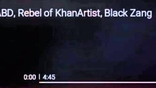 Dark Matter - Xplosive, ABD, Rebel of KhanArtist, BLACK ZANG
