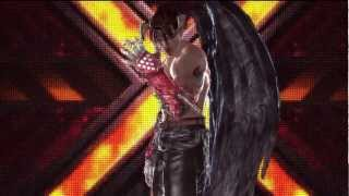 Tekken Tag 2 - All standards characters solo intros (P2)