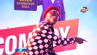 Alex Muhangi Comedy Store May 2018 - Jajja Bruce