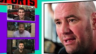 Dana White On Mayweather vs. McGregor ...