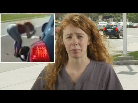 Woman Attacked By Mom, Daughter In Road Rage Incident: 'They Were So Mad'