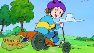 Horrid Henry - Go Kart | Cartoons For Children | Horrid Henry Episodes | HFFE