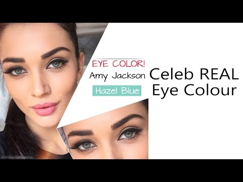 Bollywood Celeb Stars REAL Eye Colour