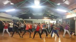 Main Tera BF Tu Meri GF Zumba Choreography By Nitin Solanki