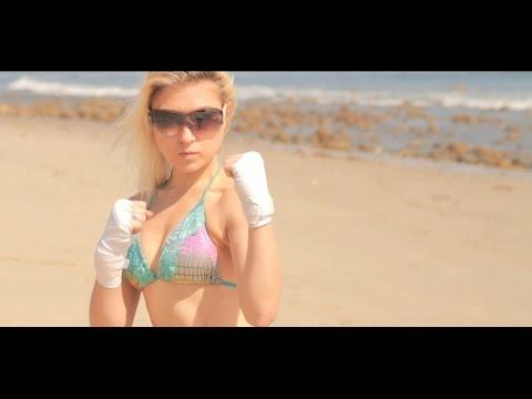 Bikini Girl, Karate Girl