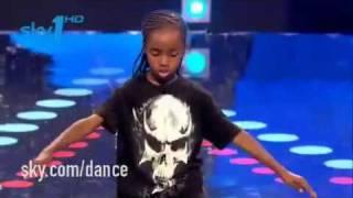 Amazing 10 yr old Dancer Akai   Got To Dance 2009.wmv top bailes 1