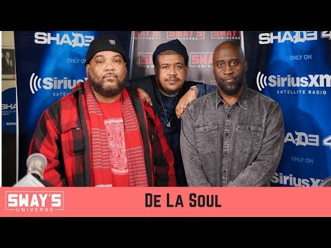 De La Soul Is Getting ROBBED by Tommy Boy Records Still on Their 30th Anniversary
