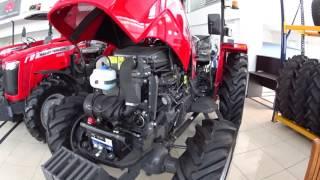 Massey Ferguson 2615 4WD Yandan Vites