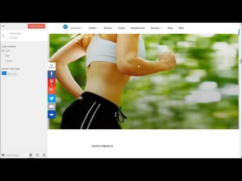 How to Customize WordPress 2017 Theme (Wordpress 4.7) - YouTube Alternative Videos Watch & Download