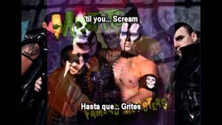 Misfits - Scream (Subtitulos Español/Ingles)