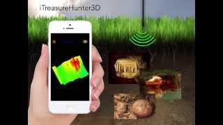 TreasureHunter - 3D metal detector that makes underground treasures visible.