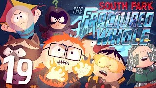 SOUTH PARK THE FRACTURED BUT WHOLE Walkthrough Gameplay Part 19: Farts of Future's Past