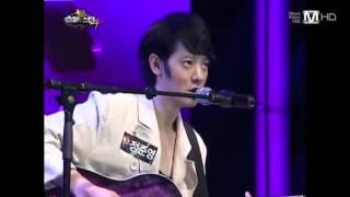 20120921 슈퍼스타K4 정준영&로이킴 '먼지가 되어'