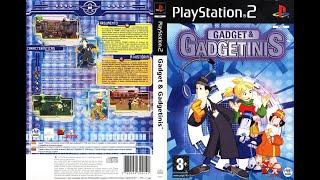El inspector Gadget (Gadget y los Gadgetinis) Juego Completo en Español (PS2)
