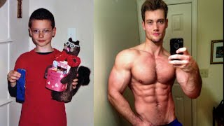 Connor Murphy Natural Body Transformation | Fitness Motivation