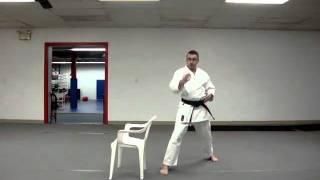 Kick Chamber Chair Drills