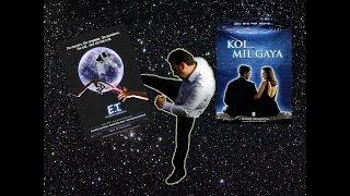 Globerwood Critic (ep.6) - E.T. The Extra Terrestrial vs Koi Mil Gaya