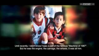 The Making of Messi - Sky documentary
