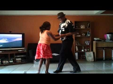Stylistic Steppers Dru and 10 yr old Nakayla.3gp
