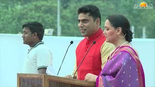 Ashta Lakshmi Homa and Mahasatsang with Gurudev, Mumbai, Maharashtra