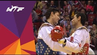 [FINAL] MALE -68kg | 2015 WTF WORLD TAEKWONDO CHAMPIONSHIPS