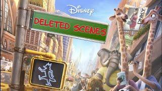 Zootopia Deleted Scenes - Full HD 1080p