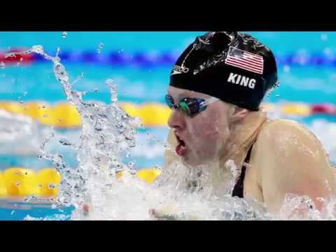 How Much Faster are Olympic Swimmers Than Normal People