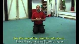 Ninja Junan Taiso Hip Stretching - Part 1