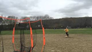 WHMS COBRAS Softball - Obstacle Drill