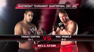 Bellator MMA Highlights: Heavyweight Tournament Action