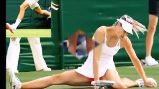 Oops Funny And Embarrassing Moments Of Tennis Stars Part 2