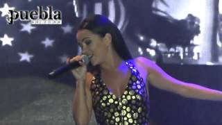 INNA - Bamboreea, Be My Lover, Walking on the Sun & Sun Is Up @ Feria de Puebla 2016