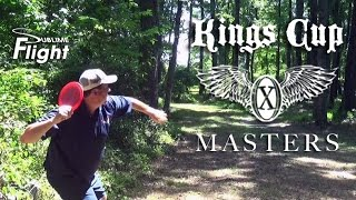 Kings Cup X Masters 2015 Disc Golf Tournament