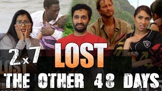Lost - 2x7 The Other 48 Days - Nikki Reacts!