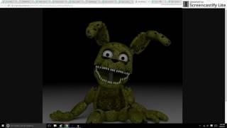 Fnaf Nightmare Animatronics Sing Fnaf Song