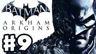 Batman Arkham Origins - Gameplay Walkthrough Part 9 - Disruptor (PC, Xbox 360, PS3)