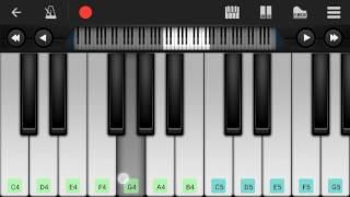 Alo Alo By Tahsan -Perfect Piano Tutorial